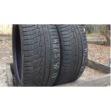 Зимние шины бу 225/40 R18 HANKOOK Winter I*cept Evo 2