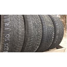 225/50 R17 DUNLOP SP Winter Sport 3D
