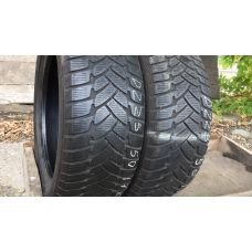 Зимние шины бу 225/50 R17 DUNLOP SP Winter Sport M3 run flat