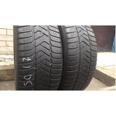 Зимние шины бу 225/50 R17 PIRELLI Sottozero 3