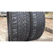 Зимние шины бу 225/50 R17 SEMPERIT Speed Grip 2