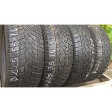 225/55 R16 DUNLOP SP Winter Sport 3D