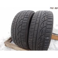 Зимние шины бу 225/55 R16 HANKOOK Winter I*cept Evo