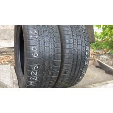 225/60 R16 MICHELIN Pilot Alpin PA2