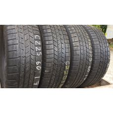 Зимние шины бу 225/60 R17 CONTINENTAL Cross Contact Winter