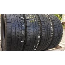 Зимние шины бу 225/65 R17 PIRELLI Scorpion Ice & Snow