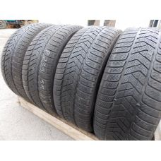 Зимние шины бу 235/55 R19 PIRELLI Scorpion TM Winter