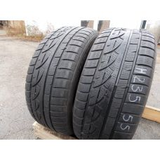 Зимние шины бу 235/55 R17 HANKOOK Winter I*cept Evo
