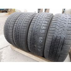 Зимние шины бу 235/60 R17 CONTINENTAL Cross Contact Winter