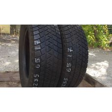 235/65 R17 MICHELIN Latitude Alpin
