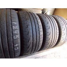 Зимние шины бу 245/45 R17 PIRELLI Sottozero Winter 210 Serie II