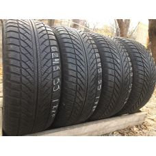 Зимние шины бу 245/55 R17 GOODYEAR Ultra Grip Performance 2 runflat