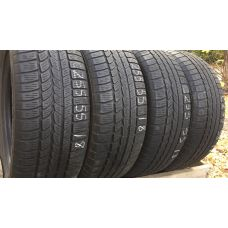 Зимние шины бу 255/55 R18 CONTINENTAL 4*4 Winter Contact