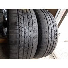 Зимние шины бу 255/55 R18 CONTINENTAL Cross Contact Winter