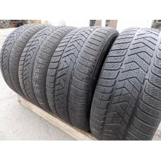 255/55 R18 PIRELLI Scorpion TM Winter