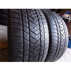 Зимние шины бу 265/45 R20 PIRELLI Scorpion TM Winter