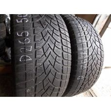 Зимние шины бу 265/50 R19 DUNLOP SP Winter Sport 3D
