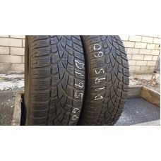 195/60 R15 DUNLOP SP Winter Sport 3D