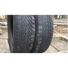 Зимние шины бу 195/65 R15 BF GOODRICH G-Force Winter
