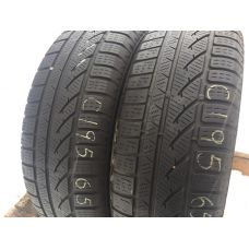 Зимние шины бу 195/65 R15 CONTINENTAL Conti Winter Contact TS 810