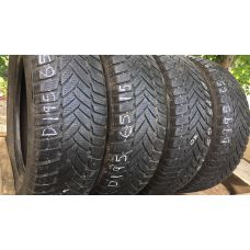 Зимние шины бу 195/65 R15 DUNLOP SP Winter Sport M3