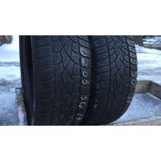 Зимние шины бу 205/50 R17 DUNLOP SP Winter Sport 3D