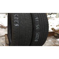 Зимние шины бу 205/55 R16 NOKIAN WR A3