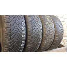 Зимние шины бу 205/65 R15 CONTINENTAL Conti Winter Contact TS 850