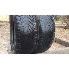 Зимние шины бу 2215/55 R17 KLEBER Krisalp HP 3