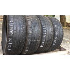 Зимние шины бу 215/60 R16 PIRELLI Sottozero Winter 210 serie II