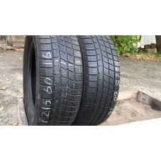 Зимние шины бу 215/60 R16 PIRELLI Winter 210 Snow Sport
