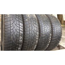 Зимние шины бу 215/65 R16 DUNLOP SP Winter Sport 3D