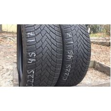 225/45 R17 CONTINENTAL Conti Winter Contact TS 850