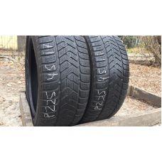 Зимние шины бу 225/45 R17 PIRELLI Sottozero 3