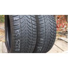 Зимние шины бу 225/50 R17 DUNLOP SP Winter Sport 4D