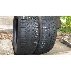 Зимние шины бу 225/50 R17 KLEBER Krisalp HP 2