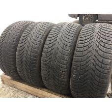 Зимние шины бу 225/50 R17 MICHELIN Alpin A4