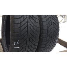 Зимние шины бу 225/55 R17 GOODYEAR Vector 4Seasons