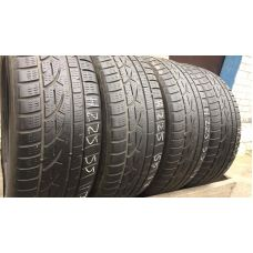 Зимние шины бу 225/55 R17 HANKOOK Winter I*cept Evo