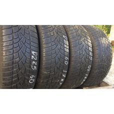 Зимние шины бу 225/60 R17 DUNLOP SP Winter Sport 3D run flat
