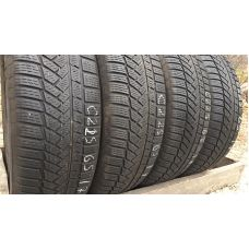 Зимние шины бу 225/65 R17 CONTINENTAL Winter Contact TS 850 P