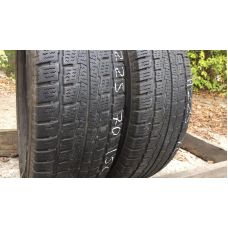 225/70 R15C HANKOOK Winter RW06