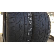 Зимние шины бу 235/45 R18 HANKOOK Winter I*cept Evo