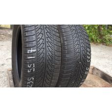 Зимние шины бу 235/55 R17 GOODYEAR Ultra Grip 8 Performance