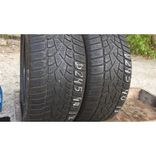 Зимние шины бу 245/40 R18 DUNLOP SP Winter Sport 3D
