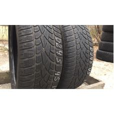 Зимние шины бу 245/45 R19 DUNLOP SP Winter Sport 3D