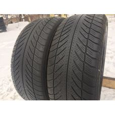 Зимние шины бу 255/55 R18 GOODYEAR Ultra Grip Wrangler run flat